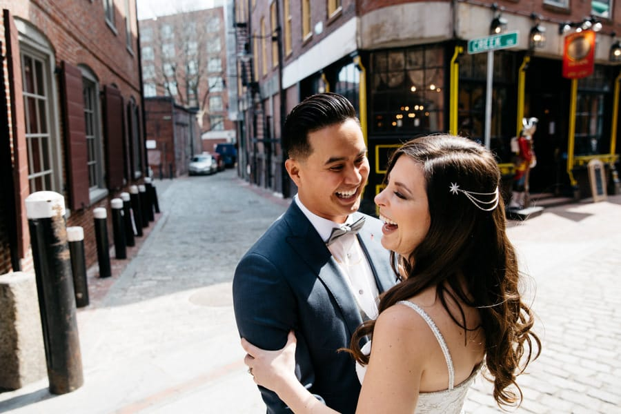 Boston Wedding Photography